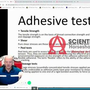 Adhesive Testing and Failures Tutorial
