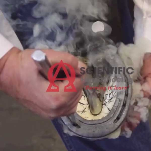 Fitting Nailing Clenching Tutorial