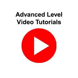 Advanced Level Tutorials