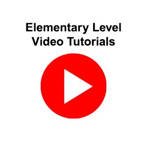 Elementary Level Tutorials