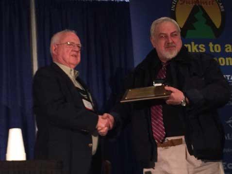Mark Caldwell Hall of Fame