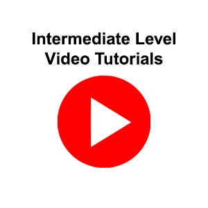 Intermediate Level Tutorials