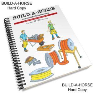 Cree una versión impresa de un caballo