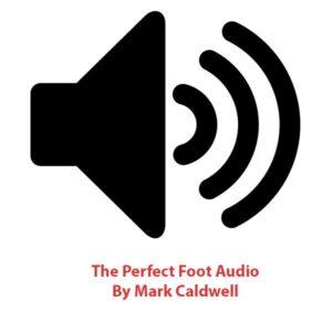 Die perfekte Fuß-Audiodatei